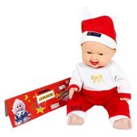 Mainan Anak Perempuan Boneka Dohongxing Laki Baju Merah
