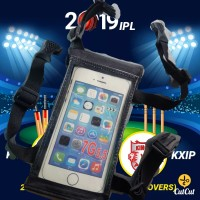 Holder Handphone-tas hp motor-Holder waterproof murah-Grab Gojek