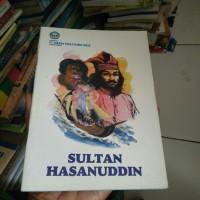 Buku Sultan Hasanuddin (Biografi Pahlawan)