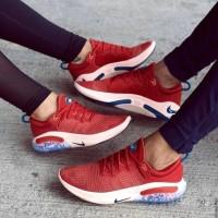 Sepatu Nike Joyride Run Flyknit University Red White Premium Original