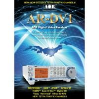 AOR AR-DV1 Radio Receiver Digital Bisa TETRA sepert Radio Scanner