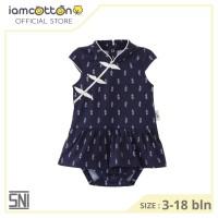 Jumper Imlek / Baju Bayi - I am Cotton Jumper Dress Aria