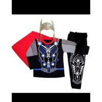 Baju Kostum Topeng (Anak) - Thor