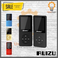 MP3 Player Ruizu X02 8 GB HiFi DAP RADIO FM WAV WMA