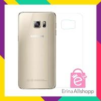 Tempered Glass Anti Gores Kaca Belakang Samsung A8 2018 Layar Protecth
