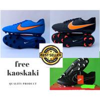 sepatu bola sepatu olahraga nike soccer tiempo size/nomor 38-44