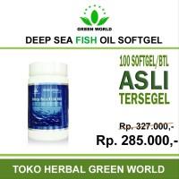 New Green World Deep Sea Fish Oil - Obat herbal untuk penya bgr22