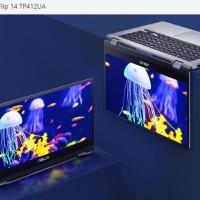 ASUS TRANSFORMER FLIP TP412UA i3-8130U 4GB-256GB SSD-TOUCH-WIN 10