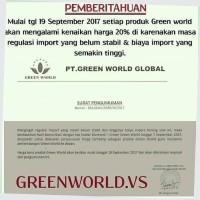 Alat Terapi NUTRIMAX GREEN WORLD / PECANDU / SUPER NUTRITION GREEN