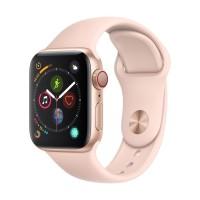 Apple Watch Series 4 40mm GPS + Cell Sport Band Smart Watch iWat SW110