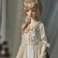 Maskcat doll Melodia Female BJD Resin 1/3 include baju acc shoes