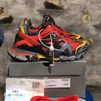 Sepatu Balenciaga Track 2 Black Orange UA Version