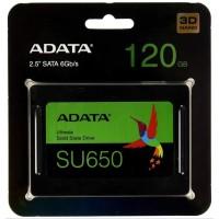 SSD ADATA 120GB SU650 - ADATA 120 GB