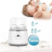 OMWshop Baby Bottle Warmer & Sterilizer Bimirth Baby Food Heater LED