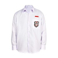 Baju Seragam Putih SD Lengan Panjang