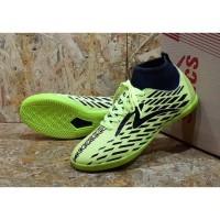 Sepatu Sport Futsal Specs Swervo Hijau Hitam Olahraga Accelerator