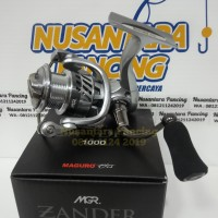 reel pancing ultralight maguro zander 1000 power handle