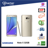 Samsung Galaxy Note 5 Full Set Preloved smartphone