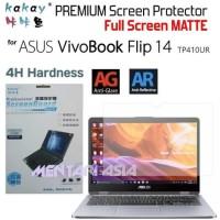 Screen Protector ASUS VivoBook Flip 14 TP410UR - KAKAY Premium MATTE
