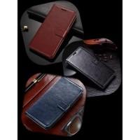 Asus Zenfone 2 5.5 flip leather cover wallet sarung kulit kancing