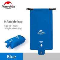 Dry bag Pump / pompa matras angin sleeping Pad Naturehike NH19Q033-D
