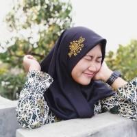 Jilbab Hijab NU Segi Empat SAUDIA Rawis - Kerudung Nahdlatul Ulama