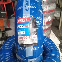 ban luar tubles Scoopy F1 ring 12 FDR 110/90-12