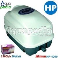 Atman HP4000 Pompa Udara Air Blower Diskon