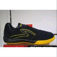 sepatu futsal specs metasala rival black yellow grab it fast
