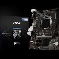 MURAH PROMO MSI B360M Pro VH LGA1151 B360 DDR4 USB3 1 S