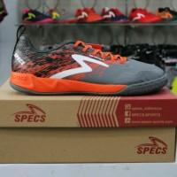Sepatu Futsal Specs Metasala Warrior Dark Granite tools