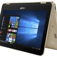 Asus Transformer Flip Tp203Nah Intel N3350 Ram 4GB Touchscreen W10