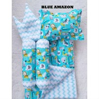 SALE Baby Bad set Badcover selimut bantal cover Crown