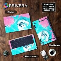 Garskin Laptop Skin Asus Zenbook 14 UX433 UX433F UX433FN-A5021T Fullbo