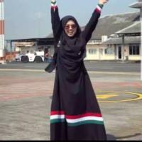 Baju Gamis Wanita Syari Baloteli Syari Palestina Muslimah