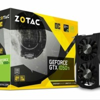 MURAH DISKONAN Zotac GeForce GTX 1050 Ti 4GB DDR5 OC Se