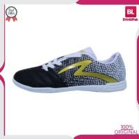 Sepatu futsal specs equinox in hitam putih grab it fast