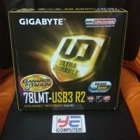 MURAH HOT PROMO GIGABYTE GA 78LMT USB3 R2