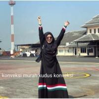 Baju Gamis Wanita Syari Palestina Dress High Quality Muslimah