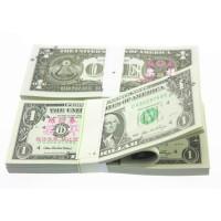 Mainan Anak: Uang Palsu Dollar untuk Mainan / Belajar