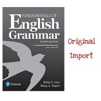 Fundamentals of English Grammar With Answer Key 4th Edition (Original)