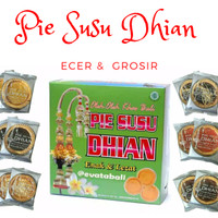 Pie Susu Dhian (Asli Bali)
