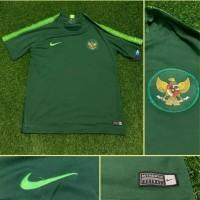 Jersey Kaos Baju Bola Timnas Indonesia Prematch Training 2018/2019 GO