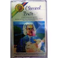 Kaset Tape BEKAS | Classical Bach Vol 2 Greatest Hits MT 39442