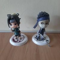 Zabuza Haku set chibi nendroid figure naruto anime film komik jepang