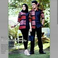 batik couple batik pasangan baju pria wanita terbaru termurah seragam