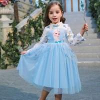 Dress Frozen edisi IMLEK