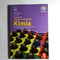 Buku Siswa Kimia SMA MA Kelas X Grafindo