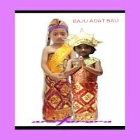 Baju Karnaval Profesi Adat Bali Anak