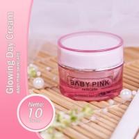 BABY PINK GLOWING DAY CREAM SKINCARE Krim Pagi Pencerah Wajah Babypink